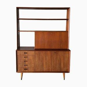 Mid-Century Scandinavian Modern Teak Shelf, 1960s