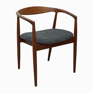 Danish Troja Chair by Kai Kristiansen, 1960s