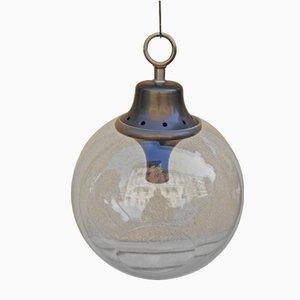 Lampada da soffitto LSP10 di Luigi Caccia Dominioni per Azucena, anni '60