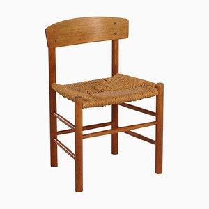 J39 Peoples Stuhl von Borge Mogensen für Fredericia, 1940er