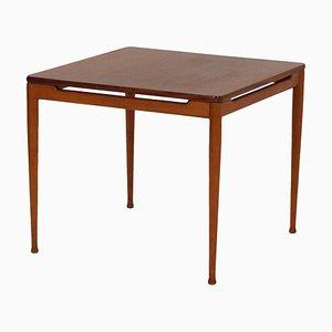Table 537 en Teck par Hartmut Lohmeyer pour Wilkhahn, 1960s