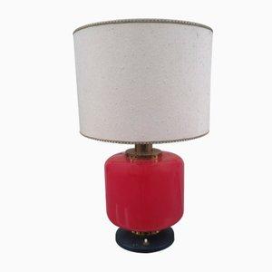Mid-Century Metal Table Lamp from Stilnovo, 1950s