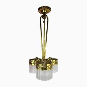 Vintage Ceiling Lamp, 1920s
