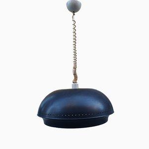 Lámpara de araña Mid-Century de metal de Tobia & Afra Scarpa para Flos, años 60