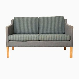 Model 2322 Two-Seater Sofa by Børge Mogensen for Fredericia, 1980s