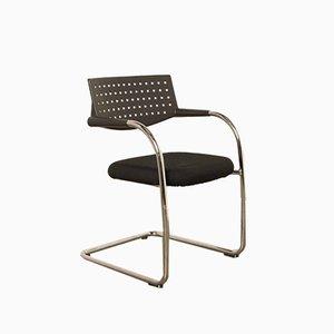 Italienischer Beistellstuhl aus Kunststoff von Antonio Citterio & Glen Oliver Low für Vitra, 1990er