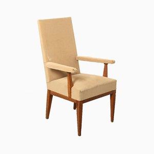 Vintage Beistellstuhl aus Eiche, 1920er