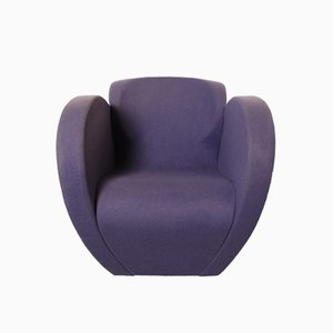 Size Ten Wool Lounge Chair by Ron Arad for Moroso, 1990s