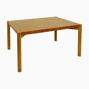 Esstisch mit Bois-De-Bout-Tischplatte, 1970er