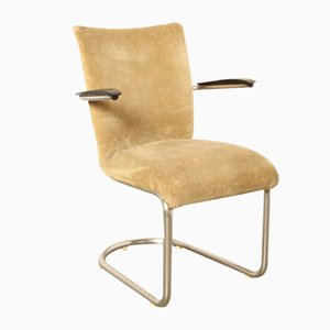 Model 1018 Side Chair by Toon De Wit for Gebroeders De Wit, 1958
