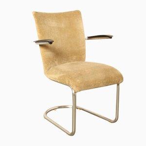 Modell 1018 Beistellstuhl von Toon De Wit für Gebroeders De Wit, 1958