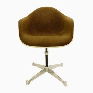 Silla Shell giratoria de Herman Miller para Charles Eames, años 60