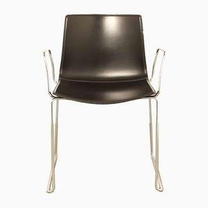 Chaise de Conférence Catifa 46 Sled par Studio Lievore Altherr Molina pour Arper, 2000s