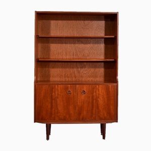 Mid-Century Danish Teak Shelf, 1960s