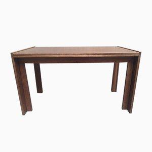 Tavolino da caffè nr. 778 in noce di Afra e Tobia Scarpa per Cassina, anni '60