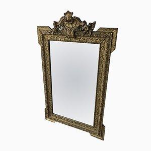 Antiker neoklassizistischer französischer Spiegel