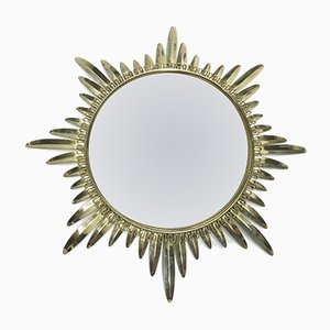 Mid-Century French Mirror, 1960s