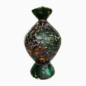Vase Mid-Century en Céramique par Amedeo Fiorese, Italie