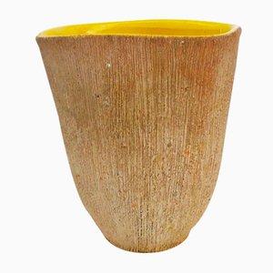 Italian Terracotta Vase by Marcello Fantoni, 1950s