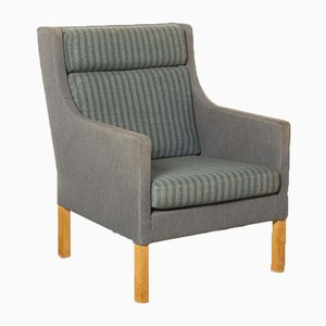 Dänischer 2331 Sessel von Børge Mogensen für Fredericia Stolefabrikmodell, 1960er