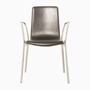 Black Gorka Chair Jorge Pensi for Akaba, 2000s