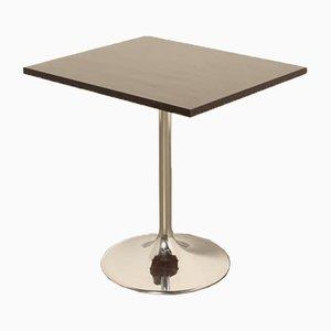 Tavolino da caffè vintage nero, anni '60
