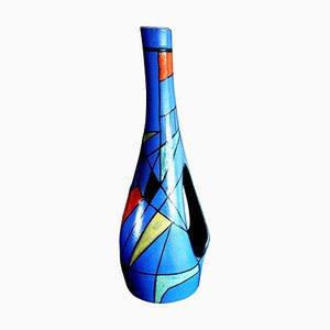 Vase from Maioliche Deruta, 1950s