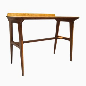 Mid-Century Wooden Desk, 1950s