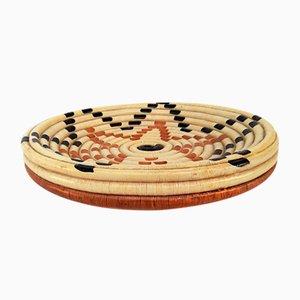 Objeto decorativo italiano vintage de cerámica de Ceramica A Bassano, 1972
