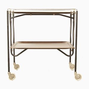 Pagwood Foldable Beverage Trolley from Pagholz, 1960s