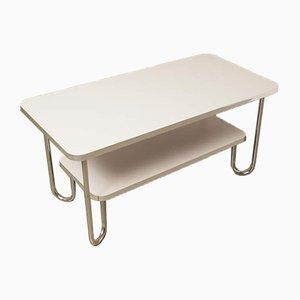 Mesa de centro estilo Bauhaus vintage, años 30