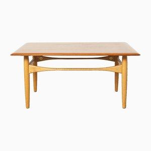 Table Basse en Teck par Aksel Bender Madsen pour Bovenkamp, 1968