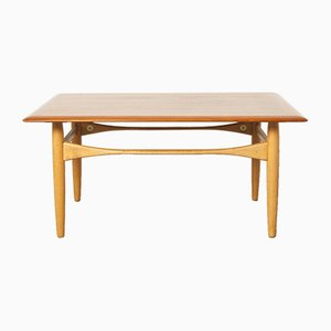 Teak Coffee Table by Aksel Bender Madsen for Bovenkamp, 1968