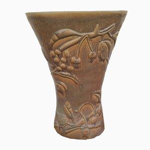 Keramikvase von Antonia Campi für Lavenia, 1950er