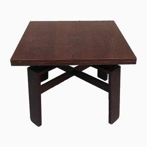 Table Basse en Palissandre par Silvio Coppola pour Bernini, 1970s