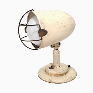 Vintage Industrial Table Lamp, 1960s