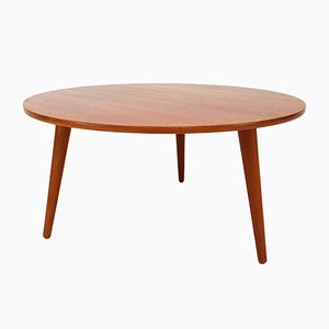 Table Basse AT-8 en Teck par Hans J. Wegner pour Andreas Tuck, Danemark, 1960s