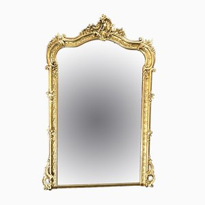 Antique Louis XV Style French Mirror