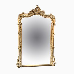 Espejo francés estilo Luis XV antiguo
