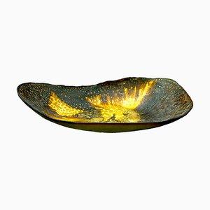 Vintage Ceramic Bowl by Federico Fabbrini for Fabbrini Cermaiche