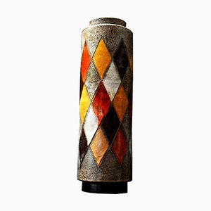 Vintage Vase von Aldo Londi und Albino Bagni