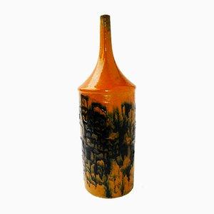 Italian Ceramic Vase by Boschi Sentimenti, 1952