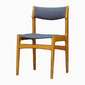 Dänischer Mid-Century Beistellstuhl aus Teak, 1960er