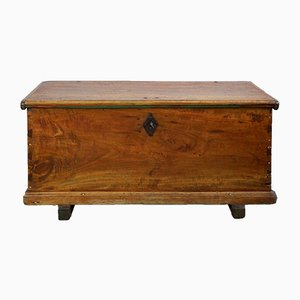 Antique Rustic Wooden Dresser