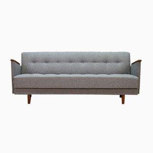 Vintage Danish Teak Sofa, 1970s