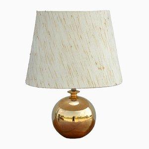 Lámpara de mesa Miami de cerámica de UGO Zaccagnini, años 50