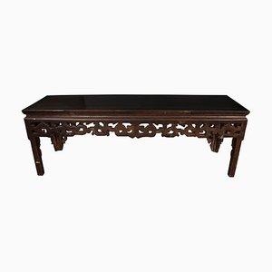 Großer chinesischer Tisch