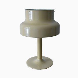 Lámpara de mesa Bumling sueca de metal y laca de Anders Pehrson para Ateljé Lyktan, años 60