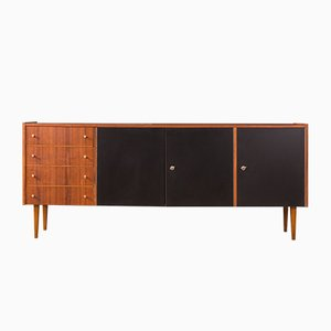 Mid-Century German Walnut Sideboard, 1960s
