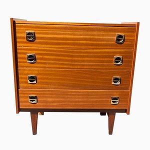 Scandinavian Modern Dresser, 1960s